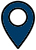 location icon blue