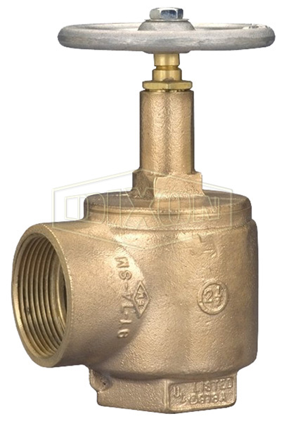 Domestic Brass Angle Hose Valve Female Outlet