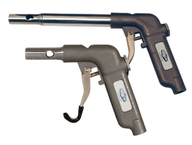 Heavy Duty-High Volume Blow Gun with Safety Tip