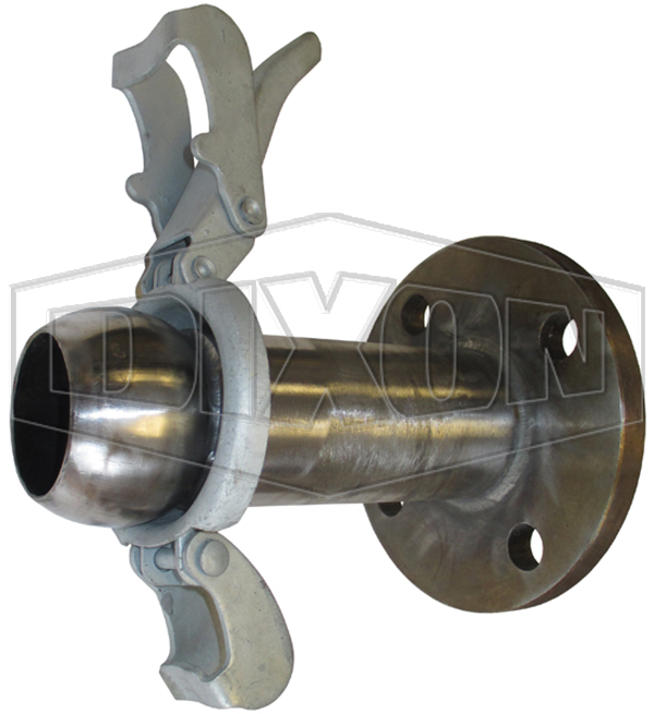 Agri-Lock Male x Fixed Flange