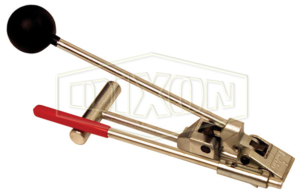 Clamping Tool for Band & Buckles