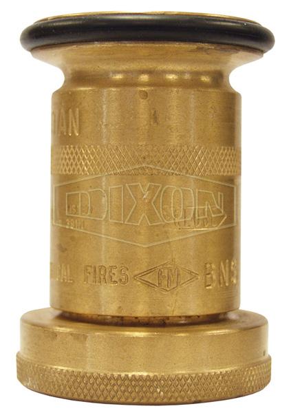 Brass Industrial Washdown Nozzle