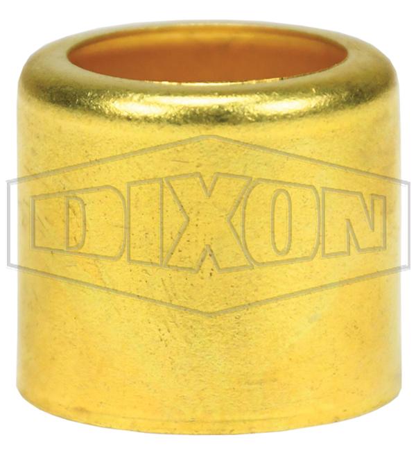 Brass Ferrules for Fluid