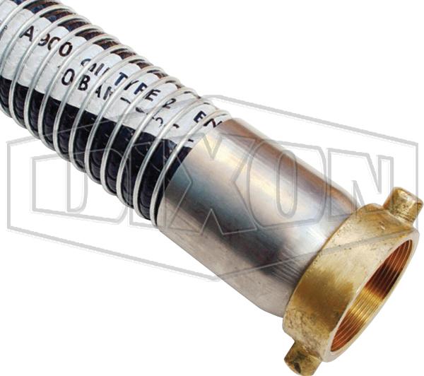 DIXOIL A901 GG 14 Bar Composite Oil Hose Assembly