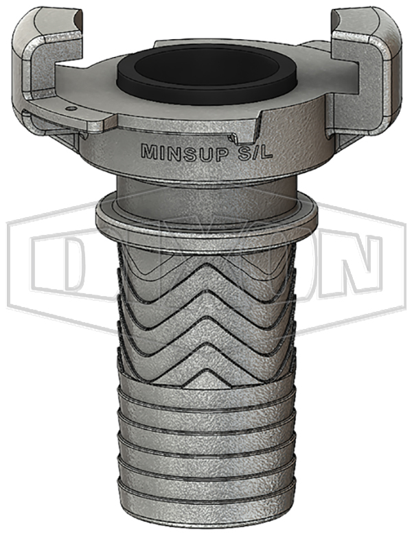 Surelock™ Hose End Cor-O-Zig Pattern