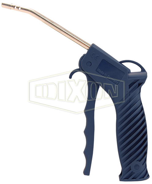 Extended Nozzle Pistol Grip Safety Blow Gun