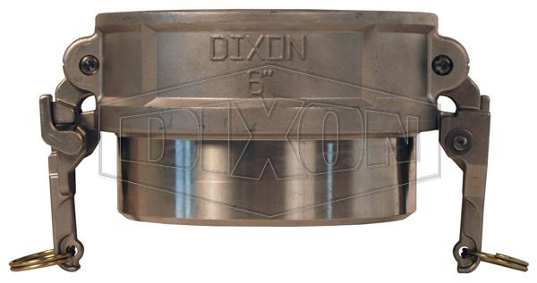EZ Boss-Lock™ Cam & Groove Coupler Butt Weld to Schedule 40 Pipe/Socket Weld to Nominal Tubing