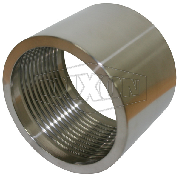 Holedall™ Sanitary Style External Crimp Ferrule