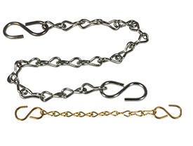 Jack Chain with S-Hook