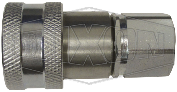 K-Series ISO-A Metric DIN 2852 Female Coupler