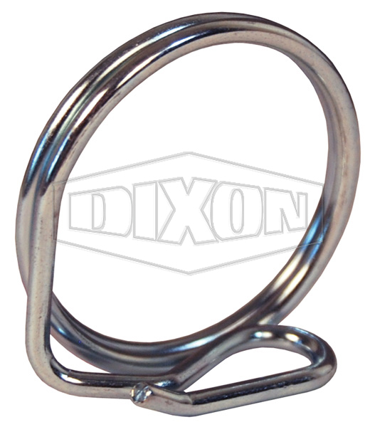 Pull Ring Safety Clips for Boss-Lock