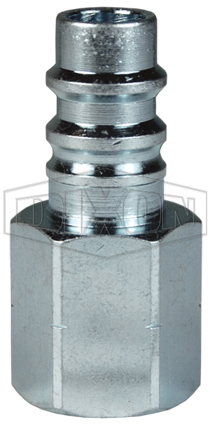 CJ-Series Pneumatic Female Threaded Plug