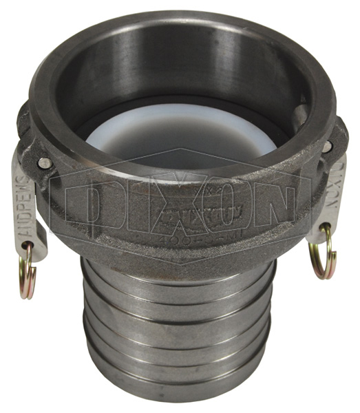 Type C Coupler with Abrasion Resistant Insert