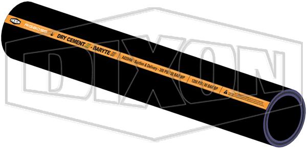 RIGBOSS™ A820 Hard Wall Hose | Dry Cement-Baryte