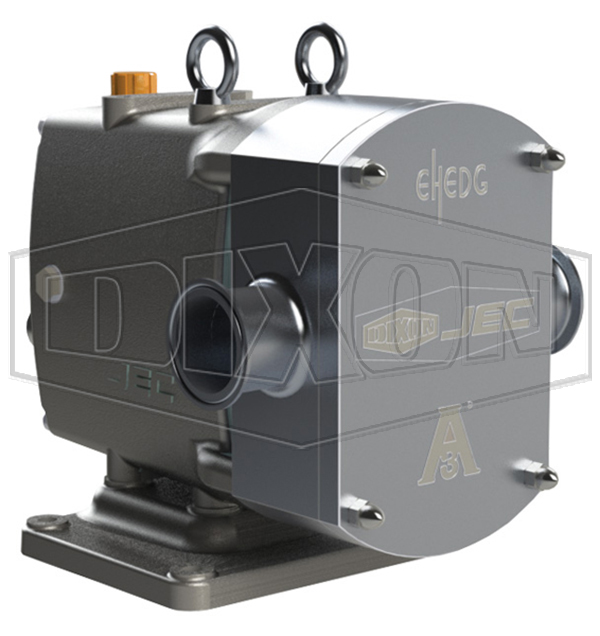 Dixon/JEC JRZL-100 Series Rotary Lobe Pumps