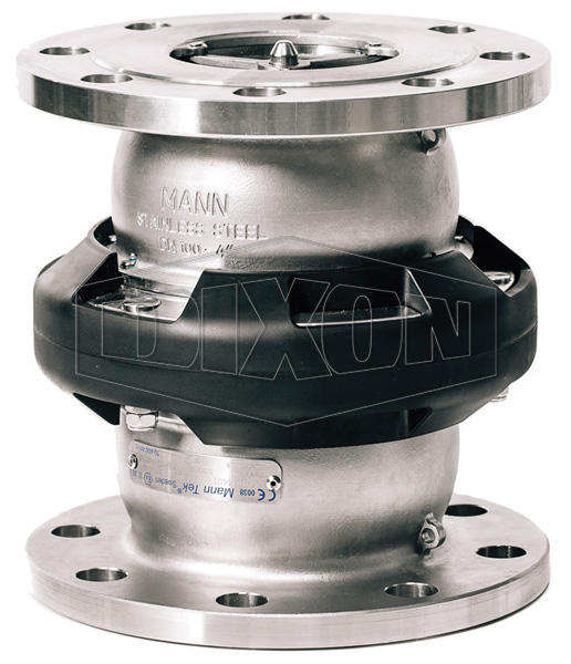 Dixon® Safety Break-away Coupling Marine 150# Flange