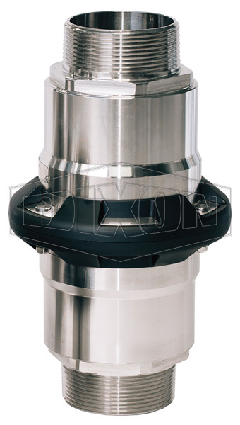 Dixon® Safety Break-away Coupling Marine Male NPT