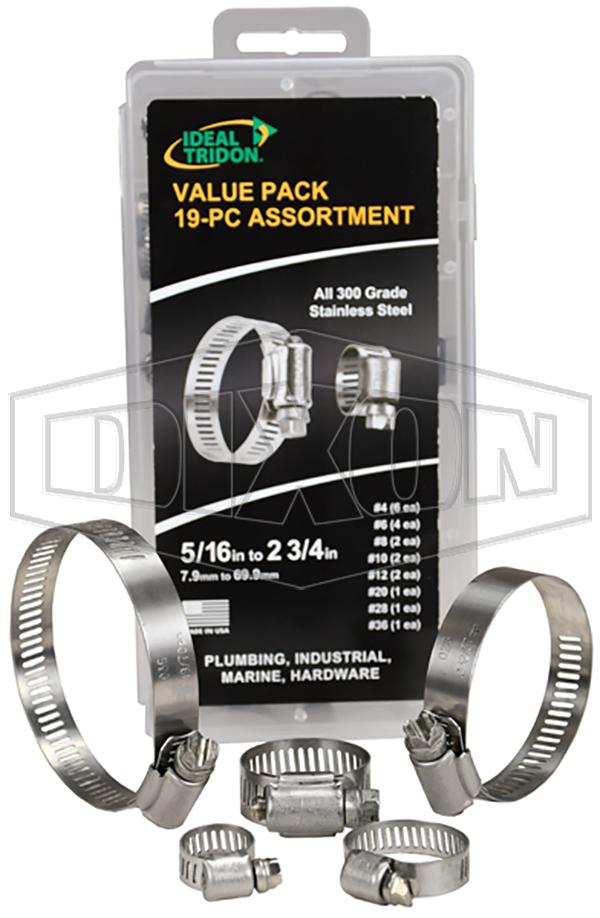 19-piece Assortment Pack